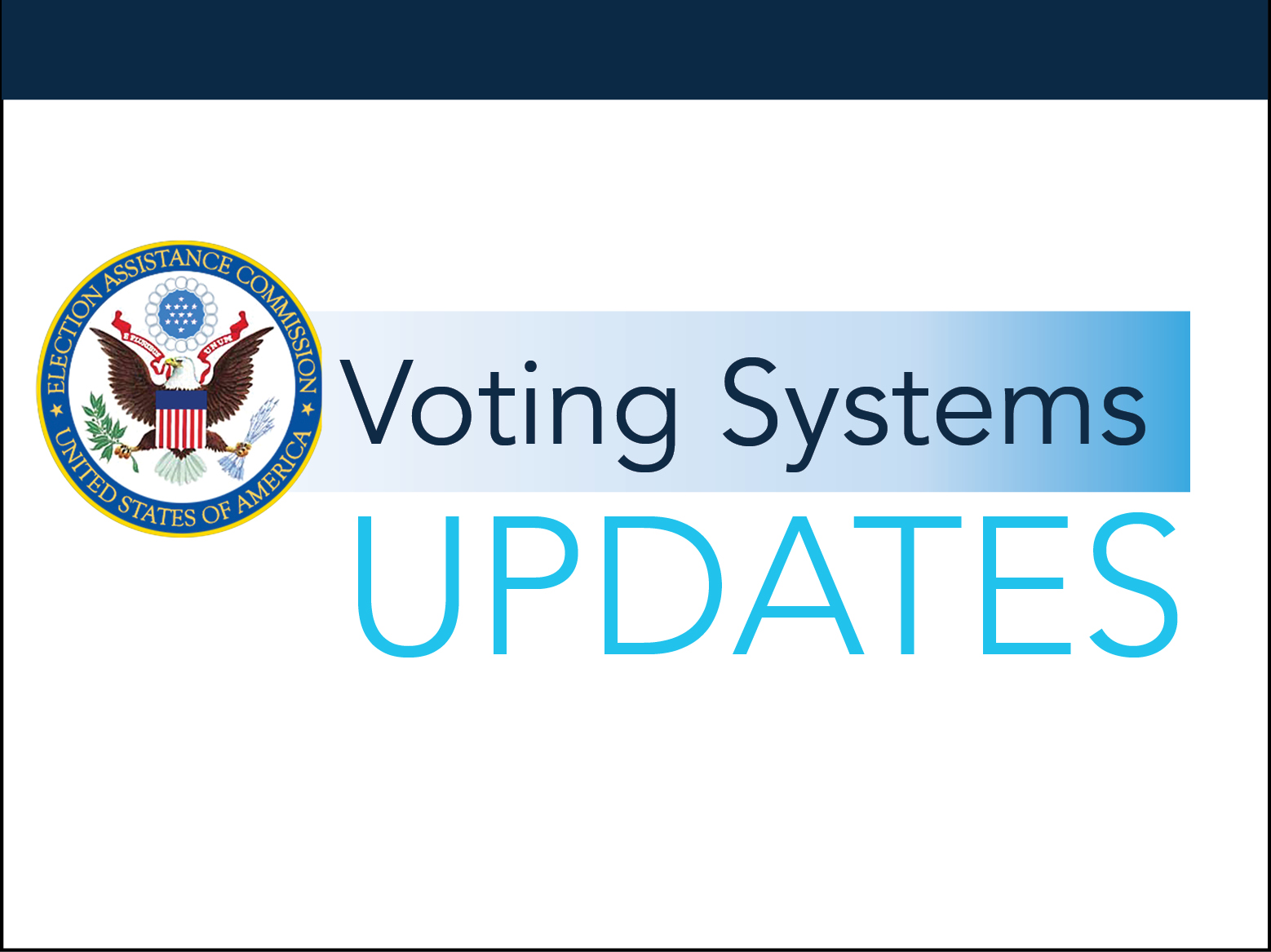 EAC Voting Systems Updates