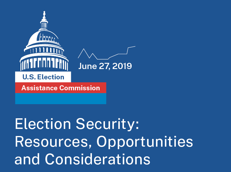 2019 Election Data Summit: Announcing our Election Security Panelists