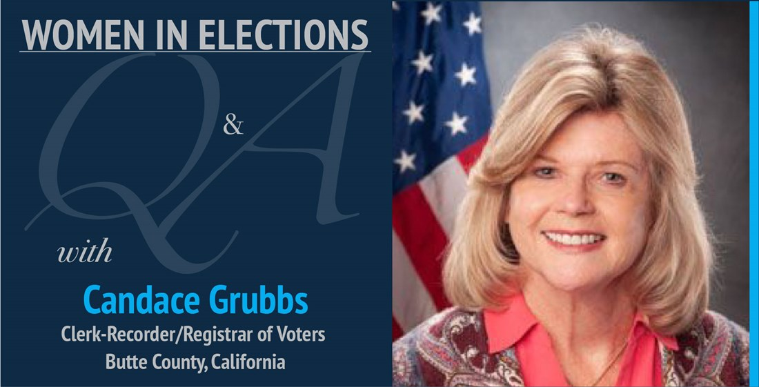 Women in Elections Q&A Series with Candace Grubbs