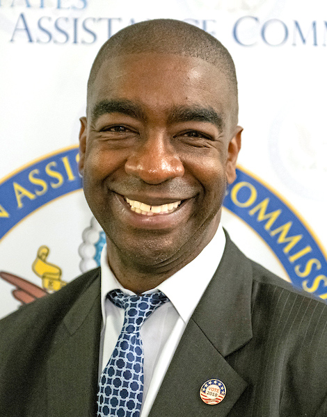 Commissioner Thomas Hicks U S Election Assistance Commission