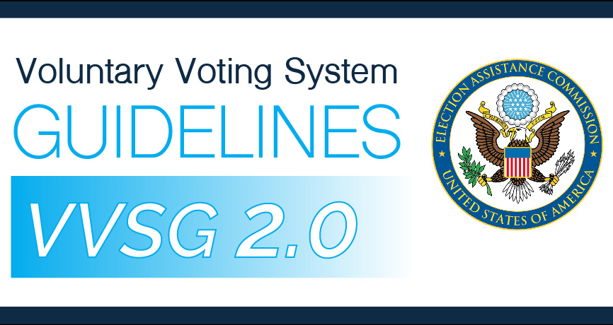 Comment on the Voluntary Voting System Guidelines 2.0 Principles and Guidelines