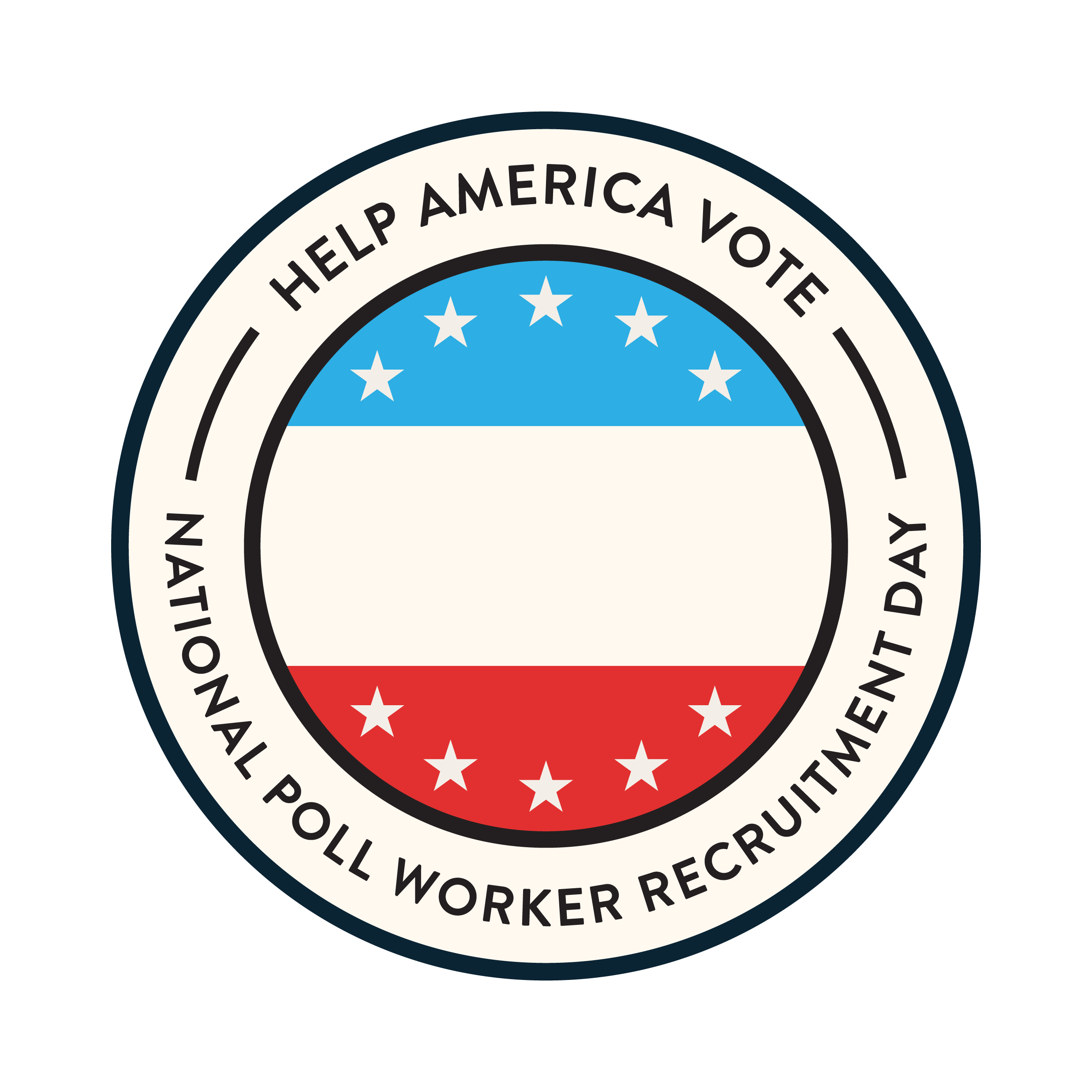 Help America Vote: National Poll Worker Recruitment Day