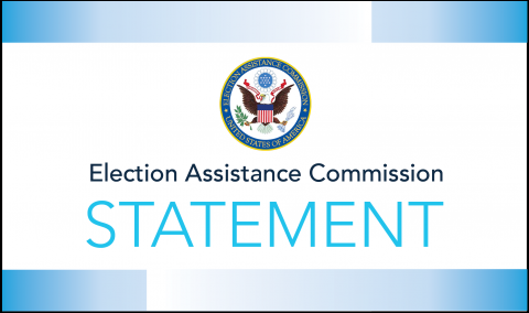 Election Assistance Commission Statement