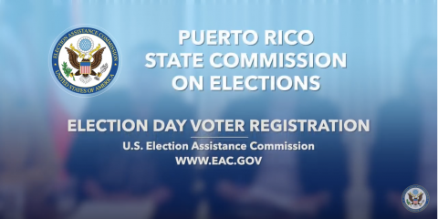 Election Day Voter Registration