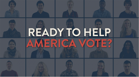 Ready to Help America Vote?