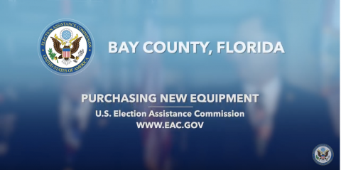 Purchasing New Equipment - Bay County, Florida