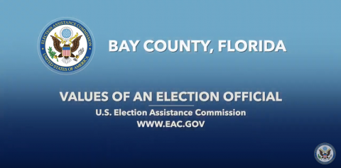 Values of an Election Official - Bay County, Florida