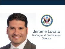 EAC Welcomes New Testing & Certification Director Jerome Lovato