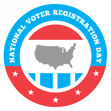 National Voter Registration Day