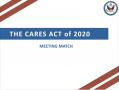 The CARES Act of 2020 Meeting Match
